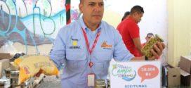 Familias de Caracas compraron Combo Hallaquero en Feria del Campo Soberano