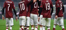 Jugadores del Milan afectados por Covid-19