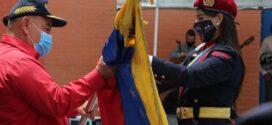 Egresados de la UNES se suman al Cuerpo de Bomberos del Distrito Capital