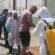 Feria de Consumo del Centro recibe desinfección a diario por el Gobierno Regional