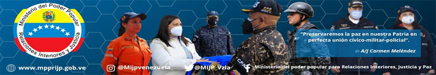 Ministerio del Poder Popular Para Relaciones Interiores Justicia y Paz - MPPPRIJP